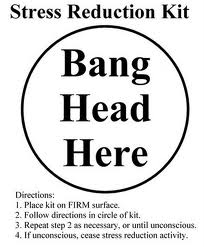 Stress Reduction?
